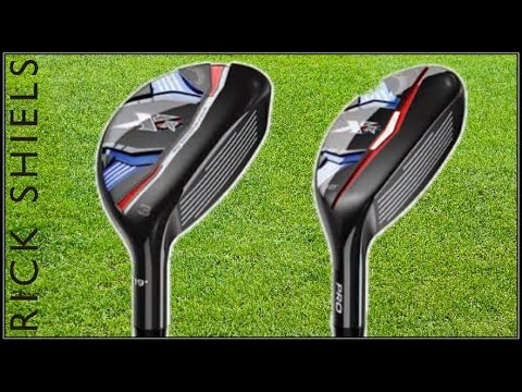 callaway xr pro irons review youtube