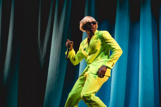 tyler the creator concert review 2017