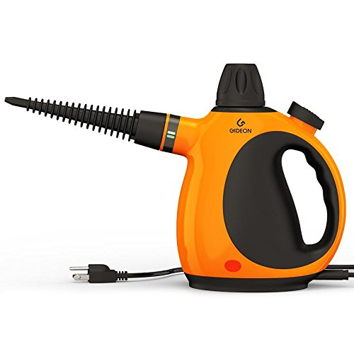 handheld steam cleaner reviews 2016