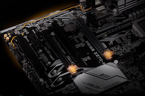 asus prime z270 p motherboard review