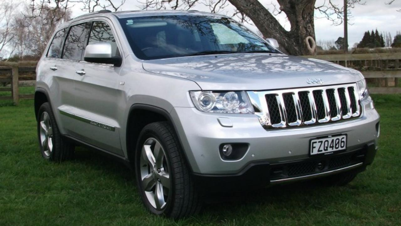 2011 jeep grand cherokee review