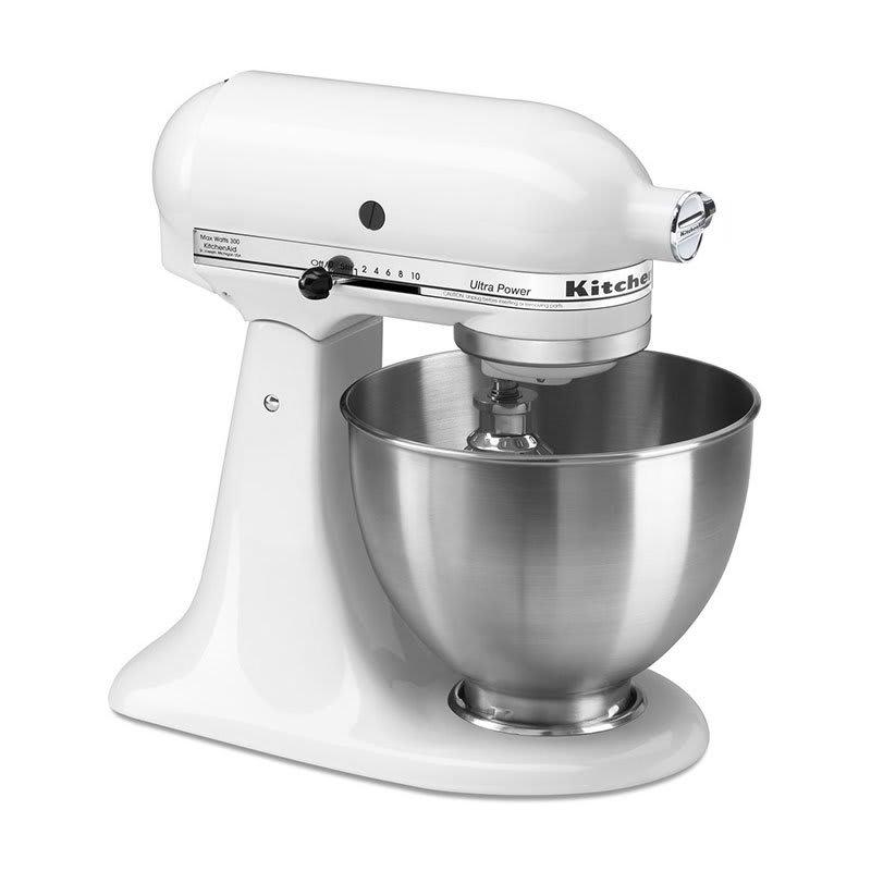 kitchenaid ultra power plus mixer review