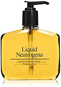 neutrogena liquid facial cleanser fragrance free review