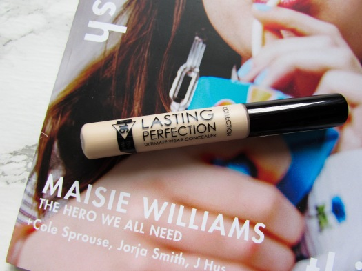 collection lasting perfection concealer review