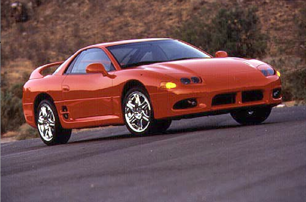1991 mitsubishi 3000gt vr4 review