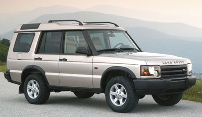 2002 land rover discovery reviews