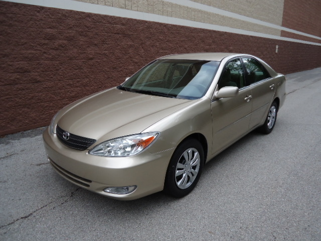 2003 toyota camry xle reviews