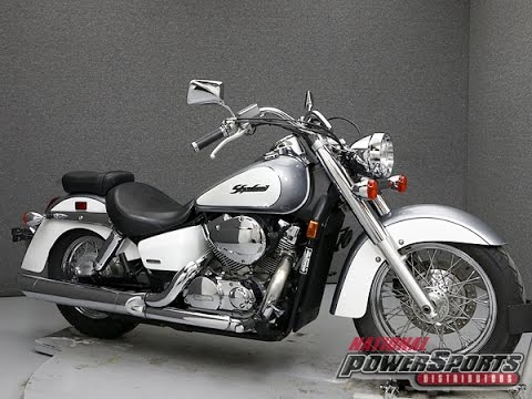 2006 honda shadow aero review