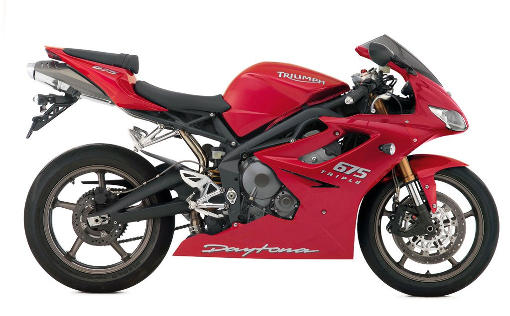 2006 triumph daytona 675 review