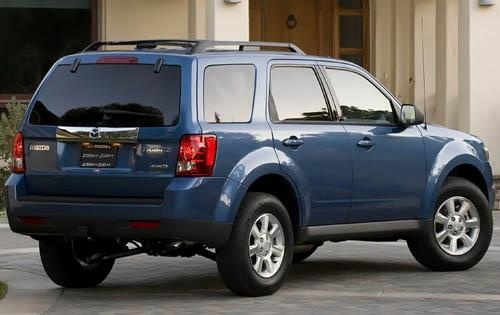 2011 mazda tribute gx reviews