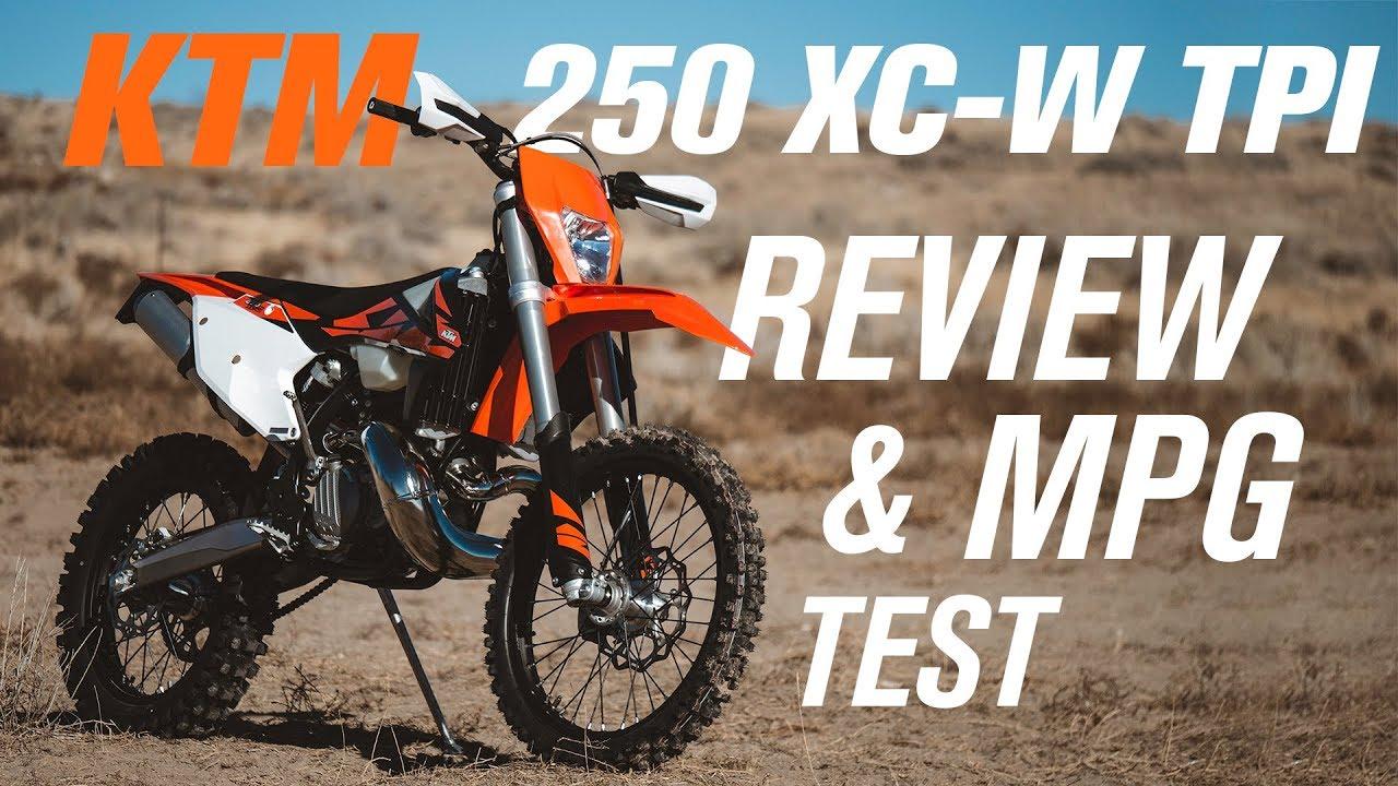 2016 ktm 250 xc w review