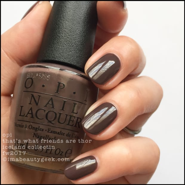 opi icelanded a bottle of opi review