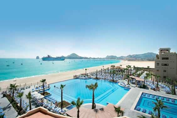 los cabos mexico riu santa fe reviews