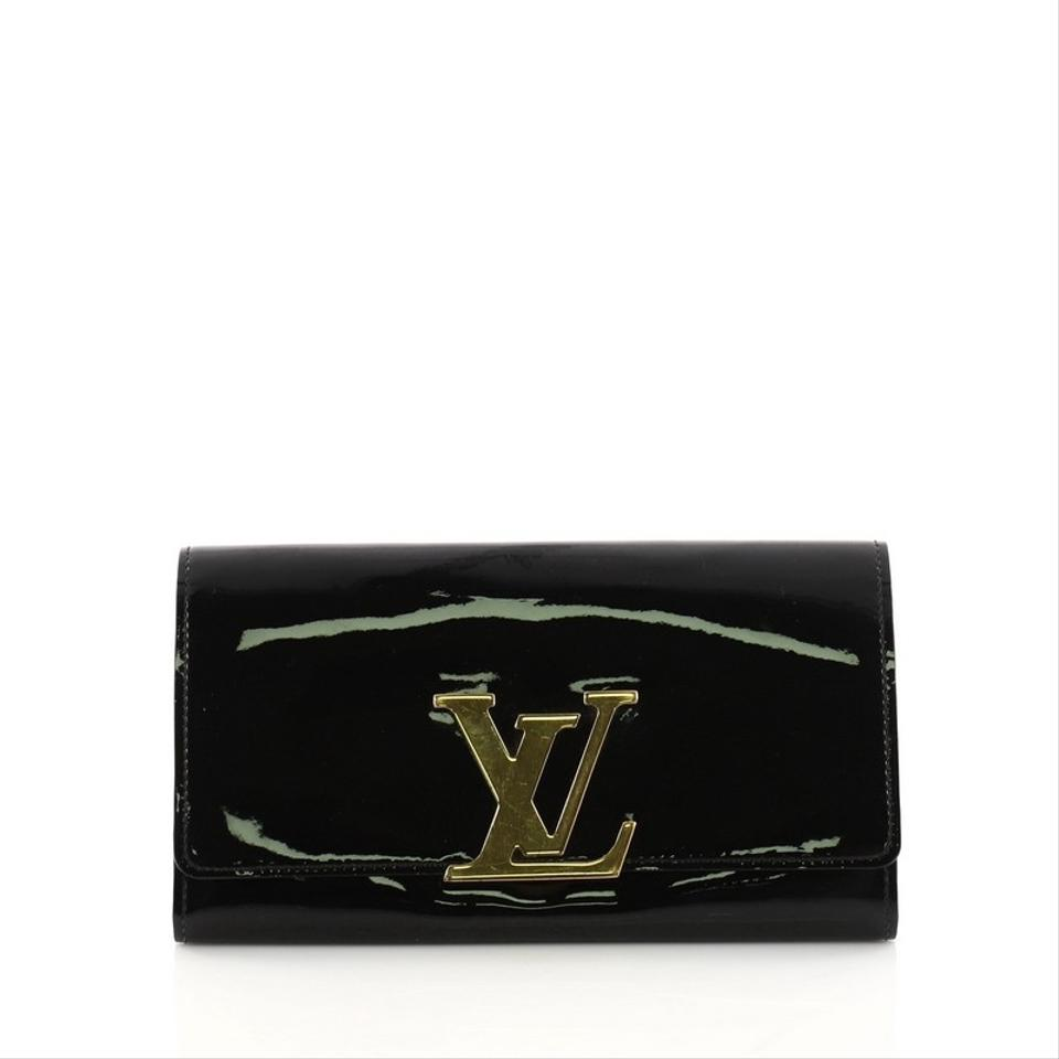 louis vuitton louise wallet review