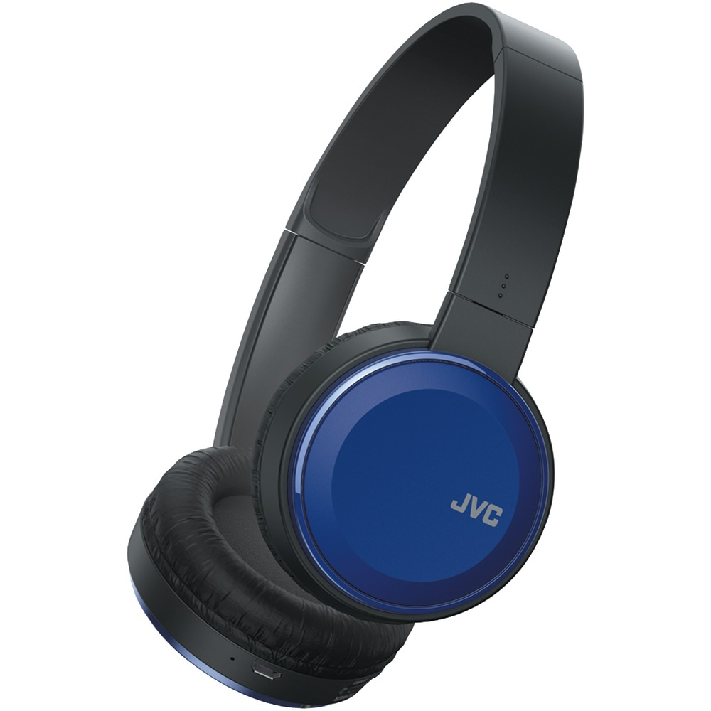 jvc colorful wireless headphones review