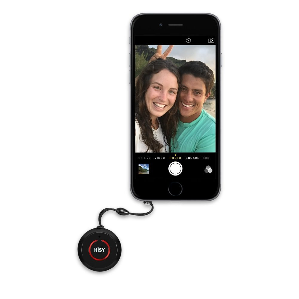 hisy bluetooth camera remote review