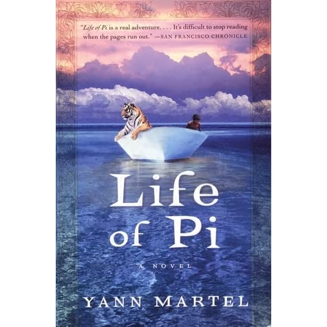 life of pi book review goodreads