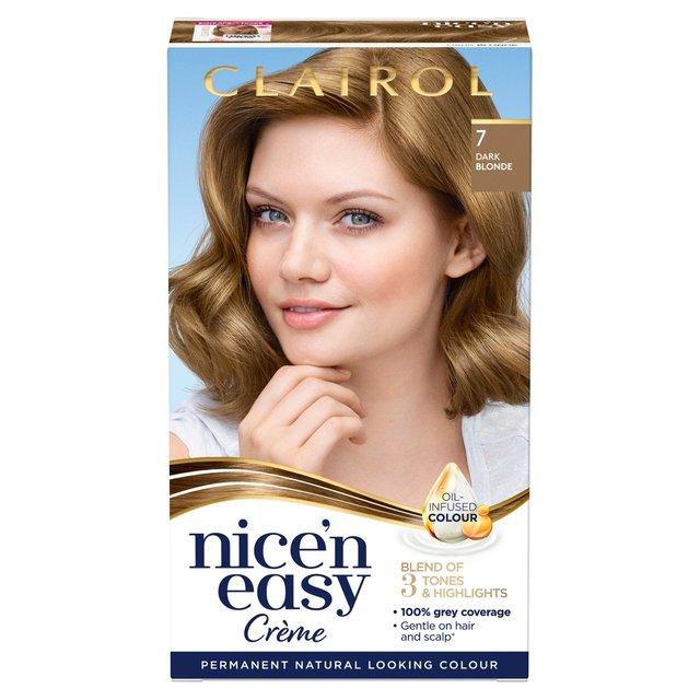 nice n easy natural dark blonde review