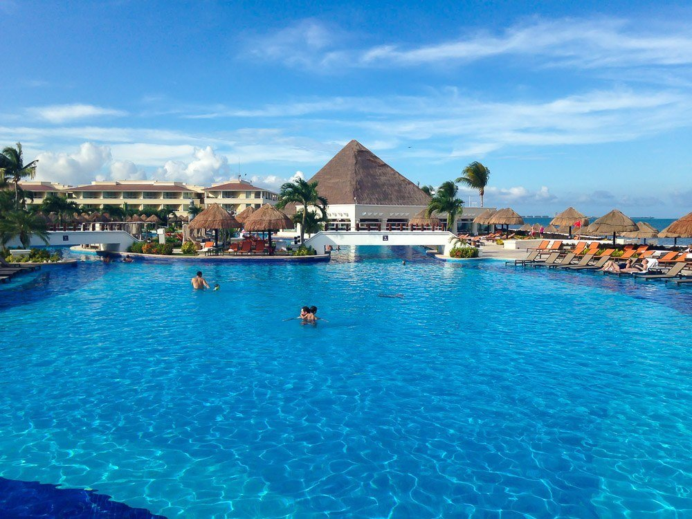 the moon palace cancun reviews