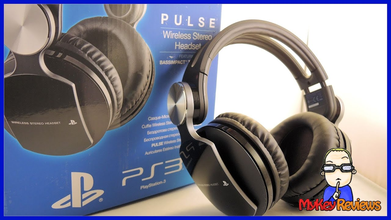 ps3 pulse impulsion wireless headset review