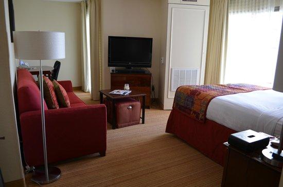 residence inn beverly hills reviews