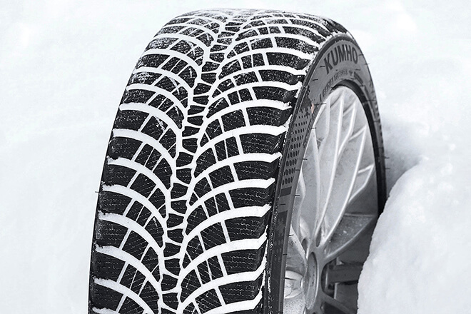 kumho wintercraft wp71 tire review