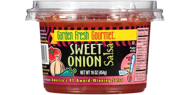 garden fresh gourmet salsa review