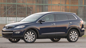 2009 mazda cx 9 reviews