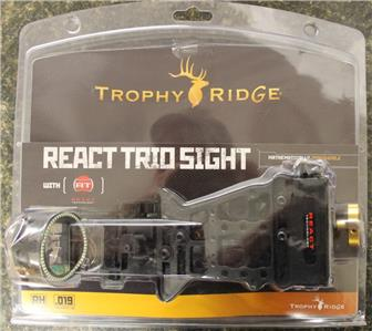 trophy ridge react trio review
