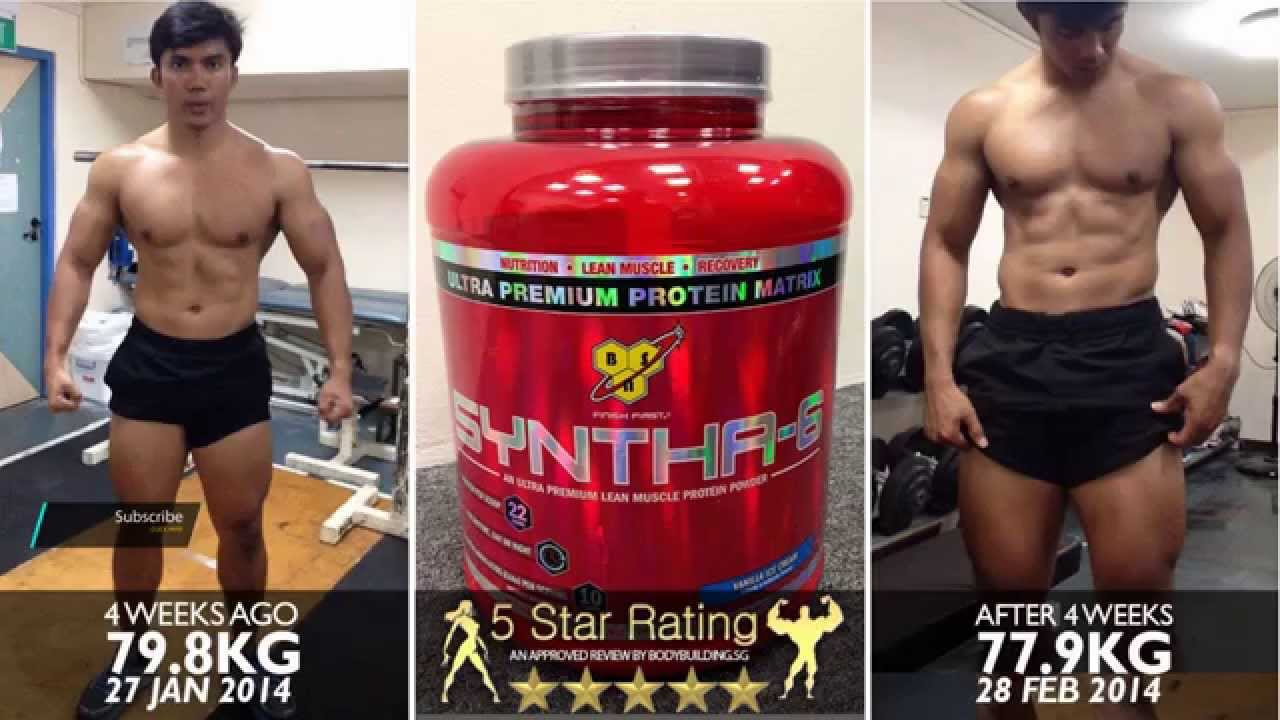 syntha 6 review before and after