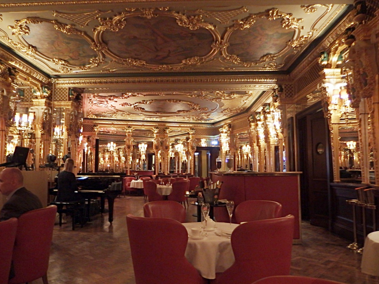 cafe royal london afternoon tea review