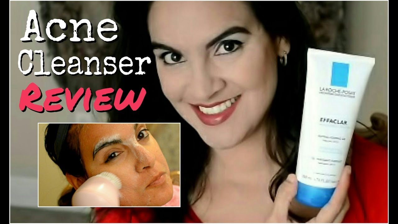 la roche posay foaming cleanser review