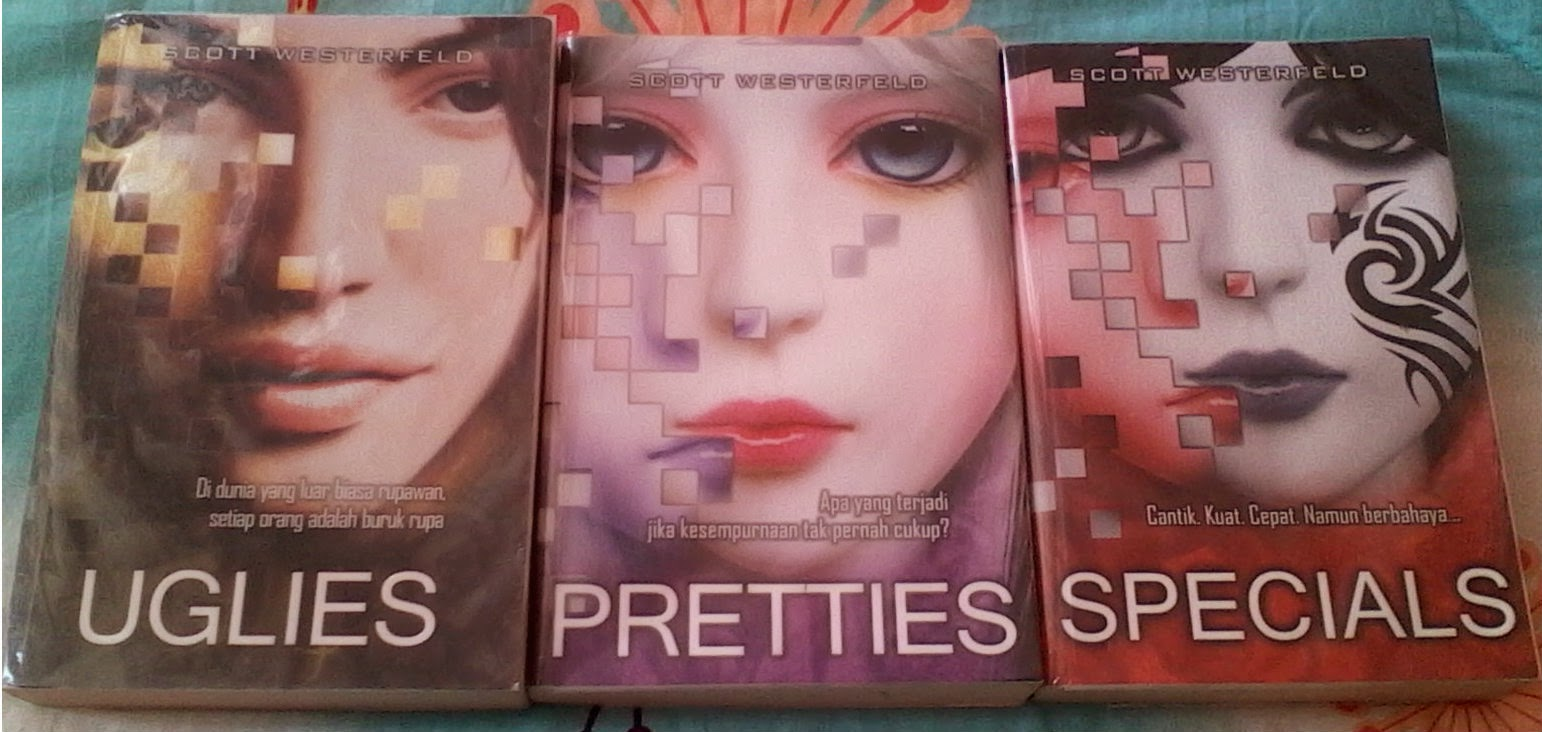 uglies pretties specials extras review