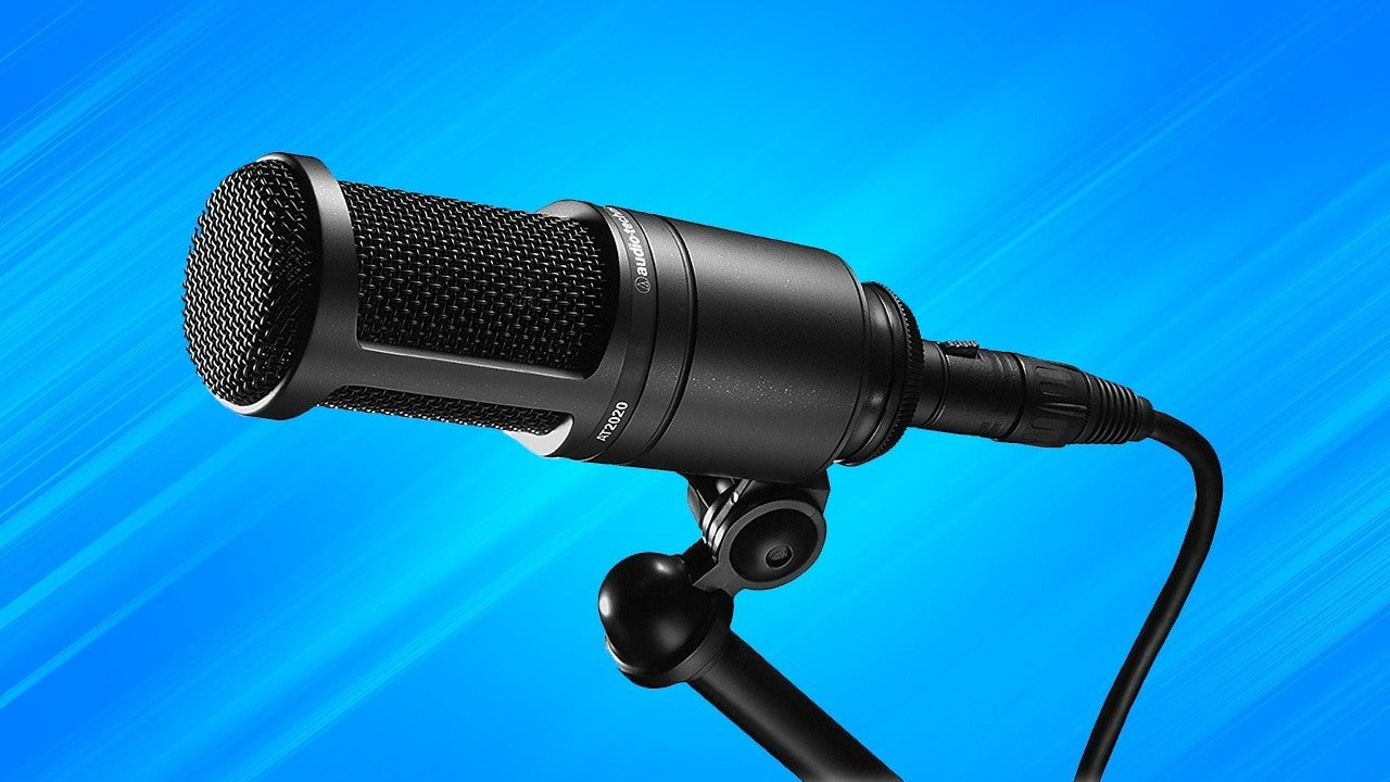 audio technica at2020 review youtube