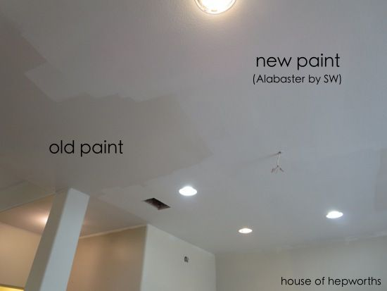 sherwin williams brilliance ceiling paint reviews
