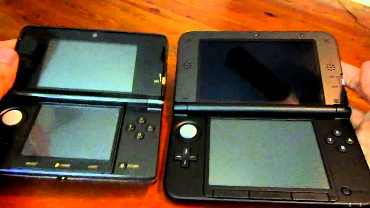 3ds xl unboxing and review