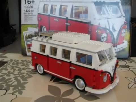 lego vw camper van review