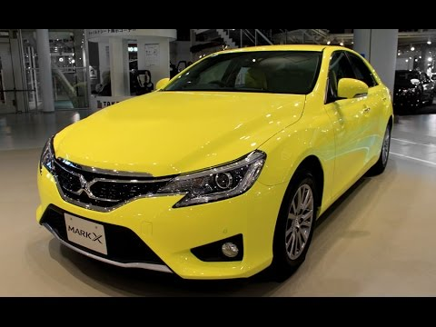 toyota mark x 250g review