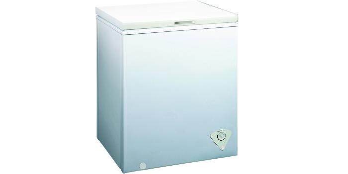 midea 10.2 cu ft chest freezer review