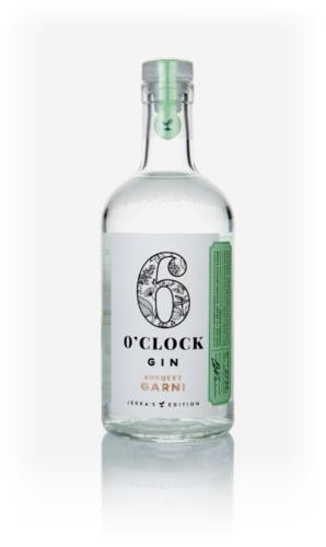 6 o clock gin review