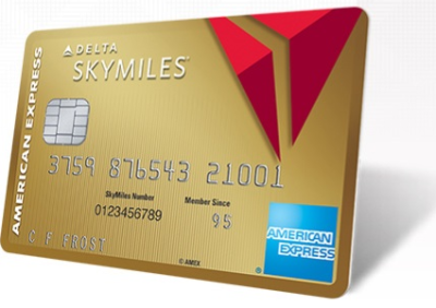 delta gold credit card review