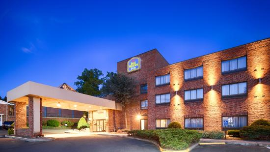 best western storrs ct reviews