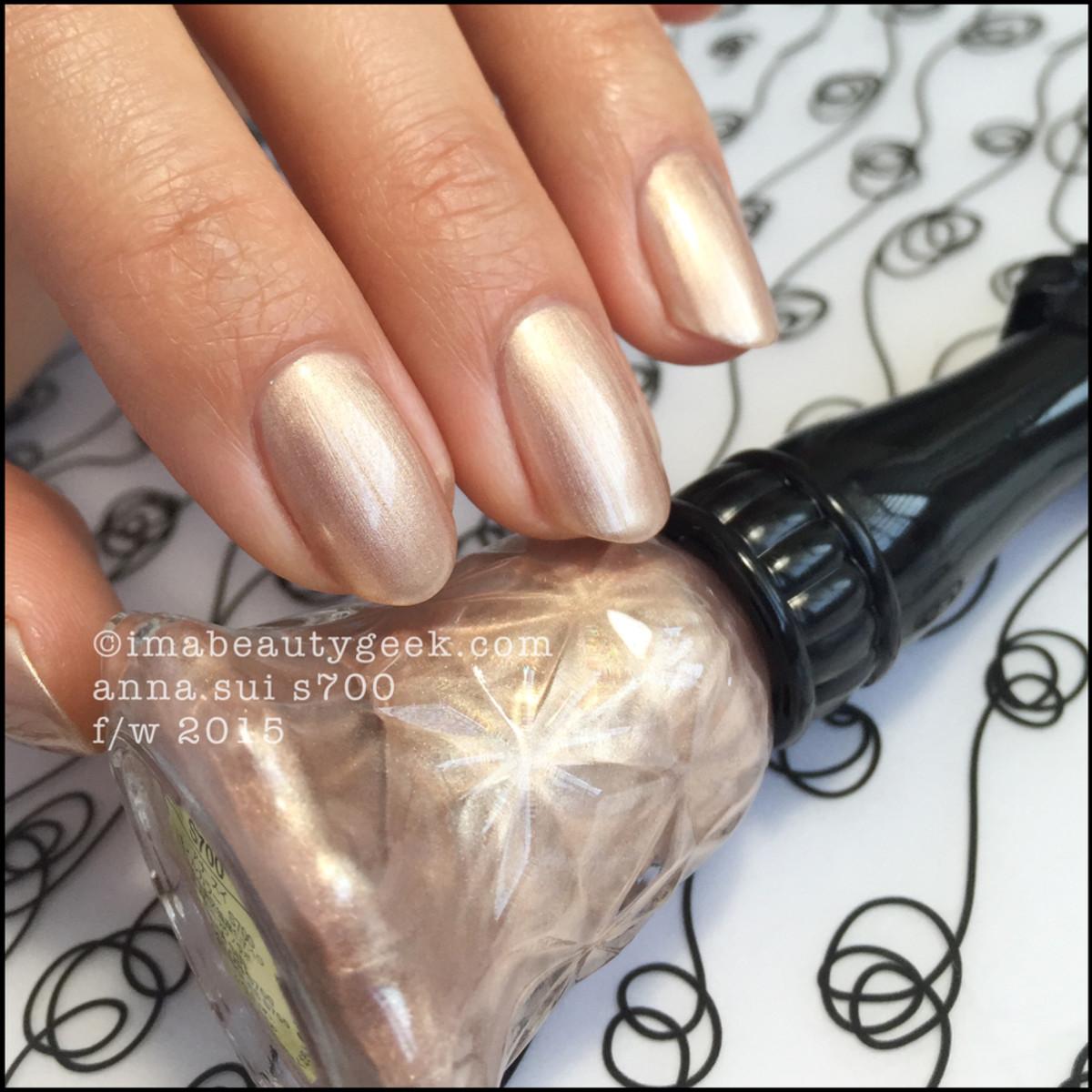 anna sui nail polish review