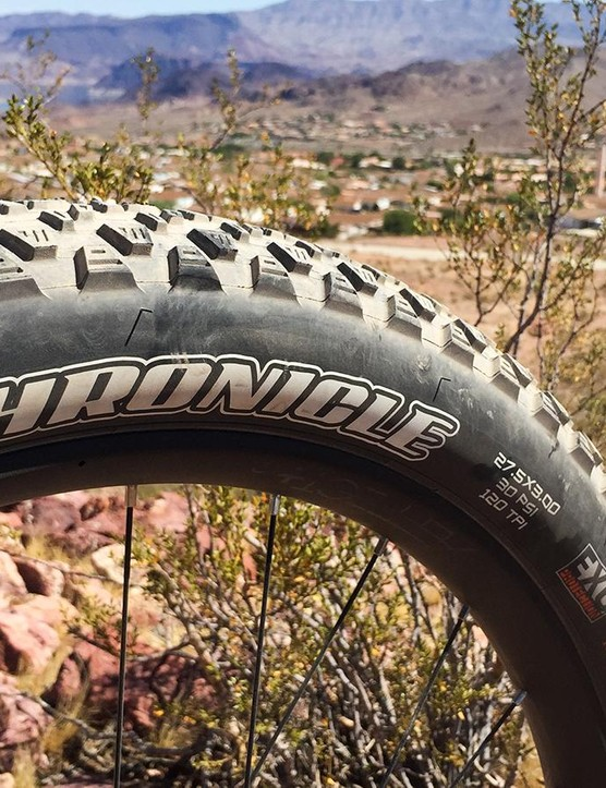 maxxis chronicle 27.5 review