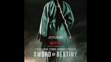 crouching tiger hidden dragon sword of destiny review