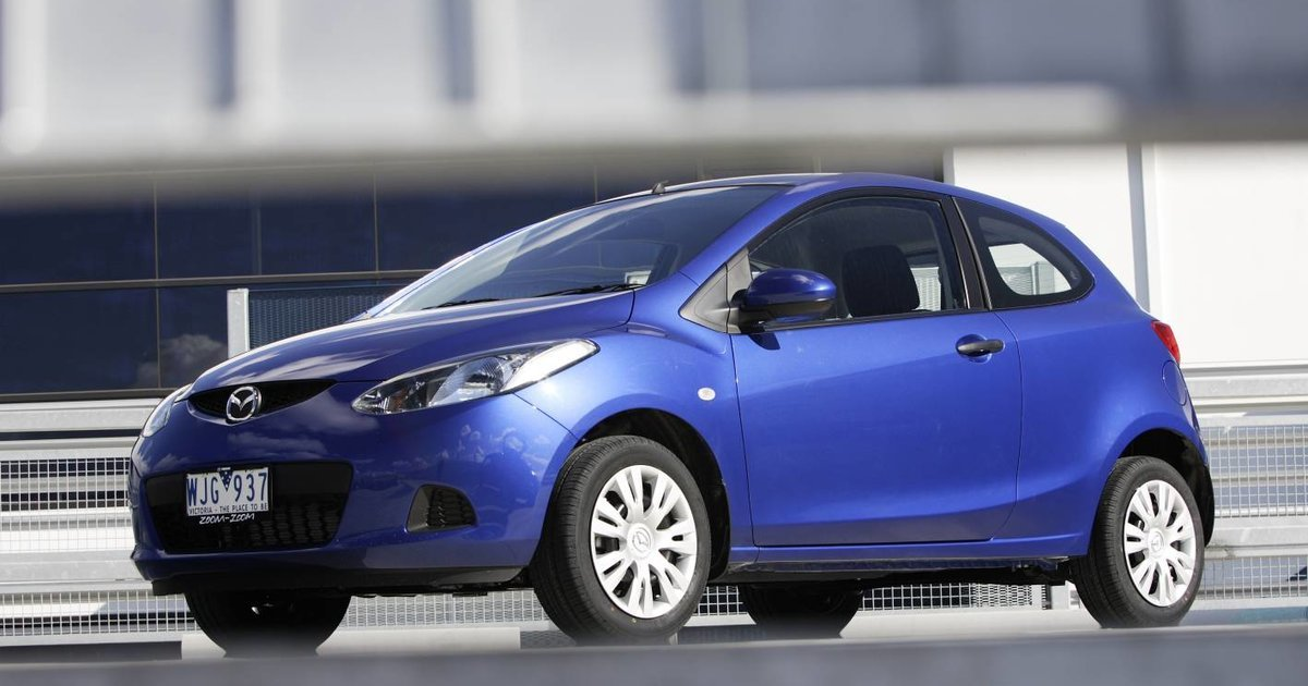 2006 mazda 2 neo review