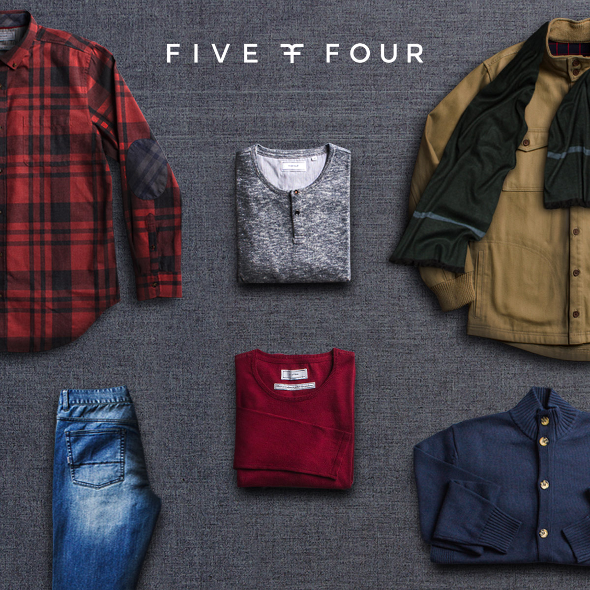 five four club clothing review