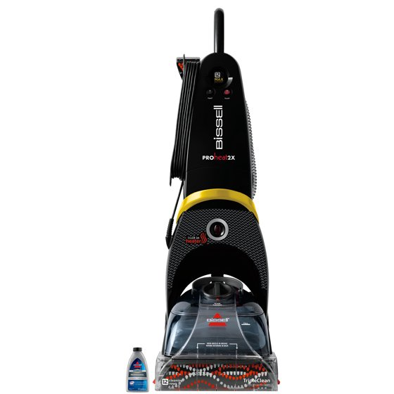 bissell proheat 2x advanced carpet cleaner 1383 review