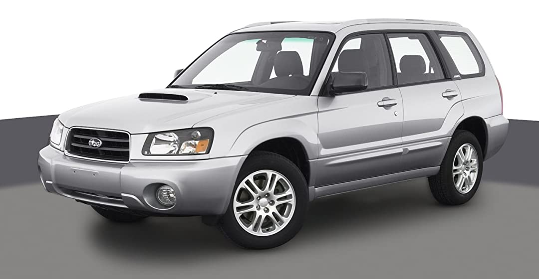 2004 subaru forester xs review