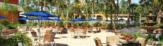 red lion hotel kissimmee reviews